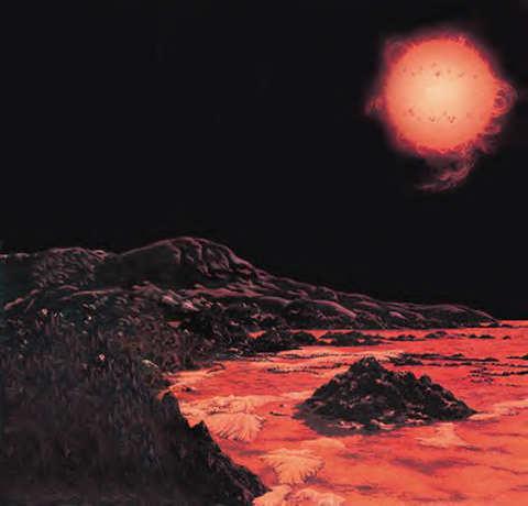 red giant gacrux - photo #44